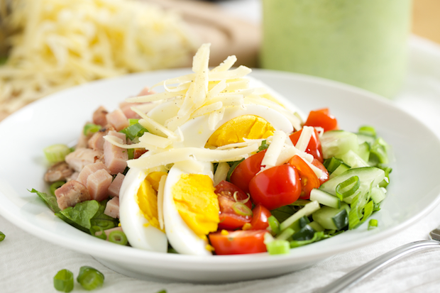 Chef Salad Margarita Restaurant